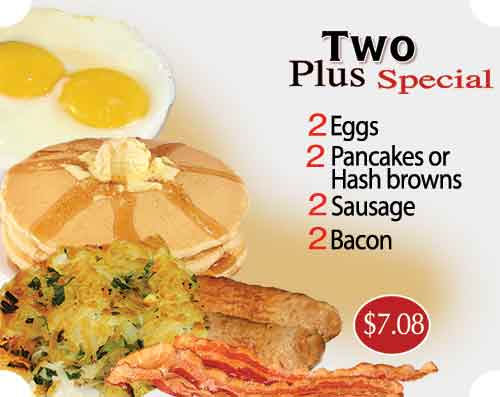 Two PLuas Special
